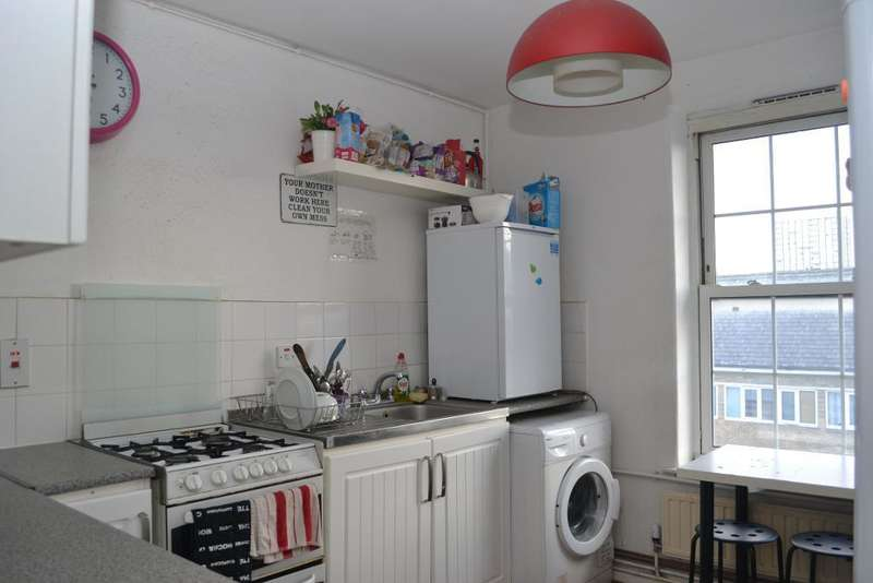 4 Bedrooms Flat for sale in Hollybush Gardens, Bethnal Green, London, E2 9QT