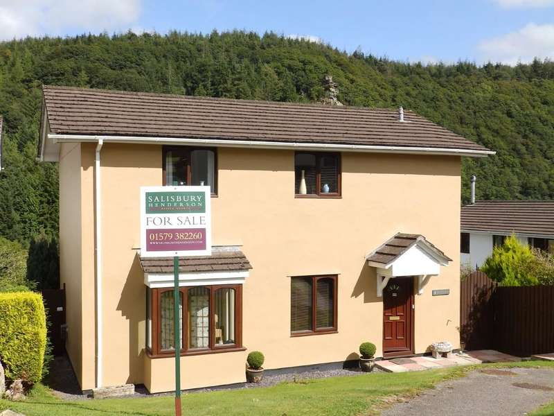 4 Bedrooms Detached House for sale in Pine View, Gunnislake