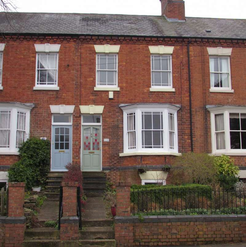 3 Bedrooms Terraced House for sale in Northampton Road, Northampton
