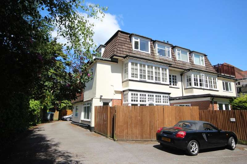 2 Bedrooms Flat for sale in 84 West Cliff Road, Westbourne, BOURNEMOUTH BH4