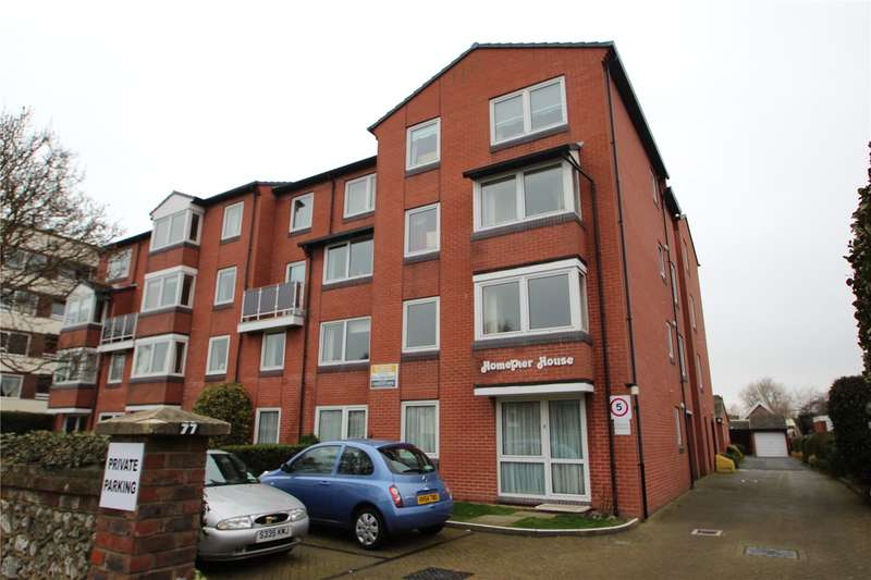 1 Bedroom Apartment Flat for sale in Homepier House, Heene Road, Worthing, BN11