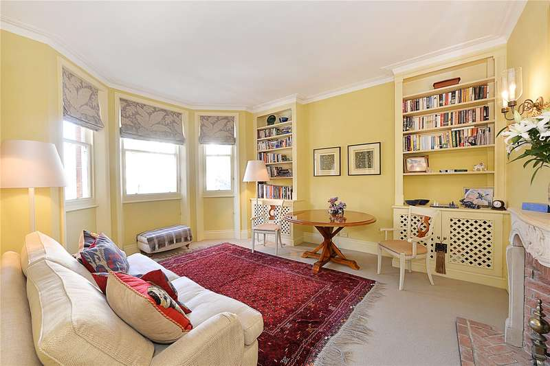 2 Bedrooms Flat for sale in Kensington Mansions, Trebovir Road, Earls Court, London, SW5