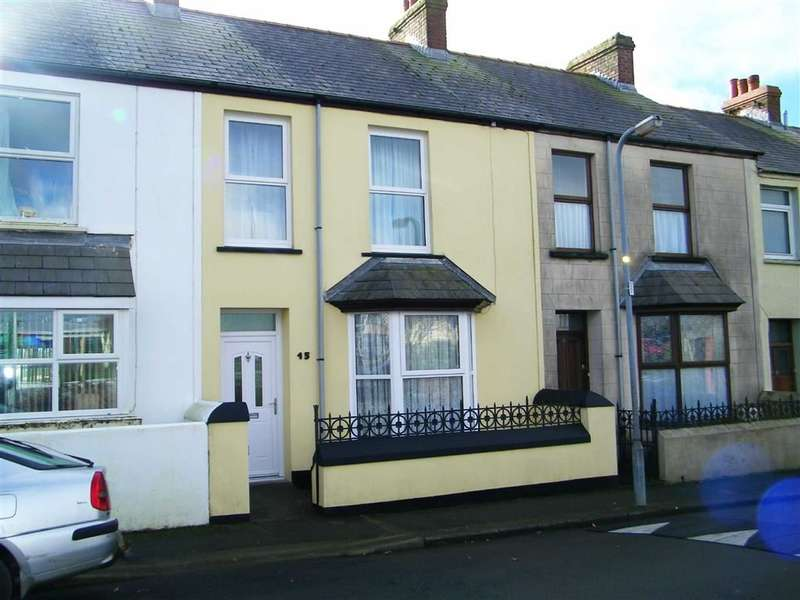 3 Bedrooms Property for sale in John Street, Neyland, Milford Haven