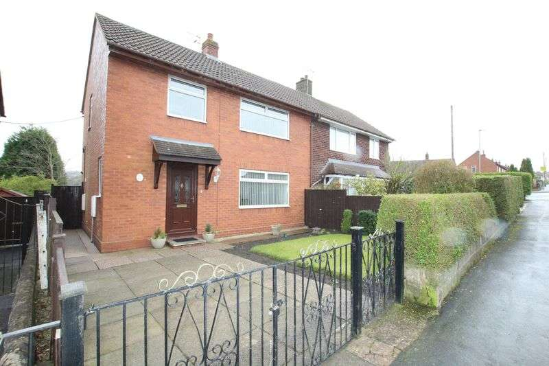 3 Bedrooms Semi Detached House for sale in Springfield Road, Biddulph