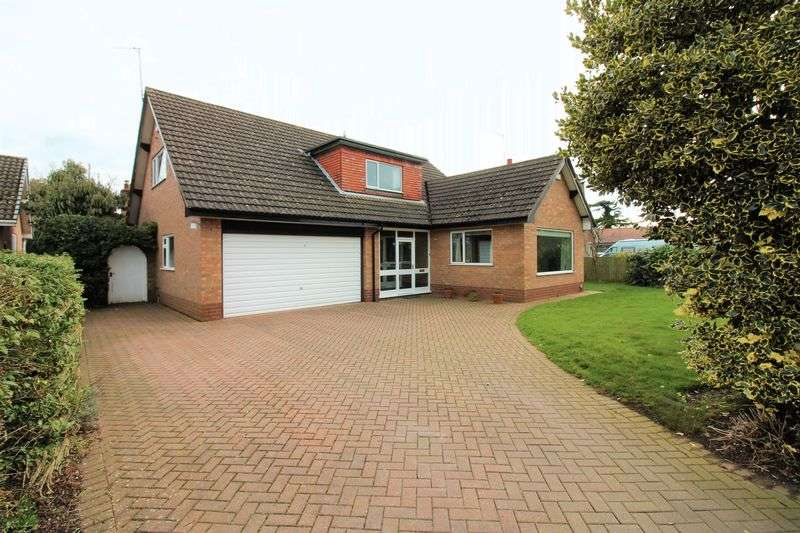 4 Bedrooms Detached House for sale in Belle Vue Lane, Guilden Sutton, Chester