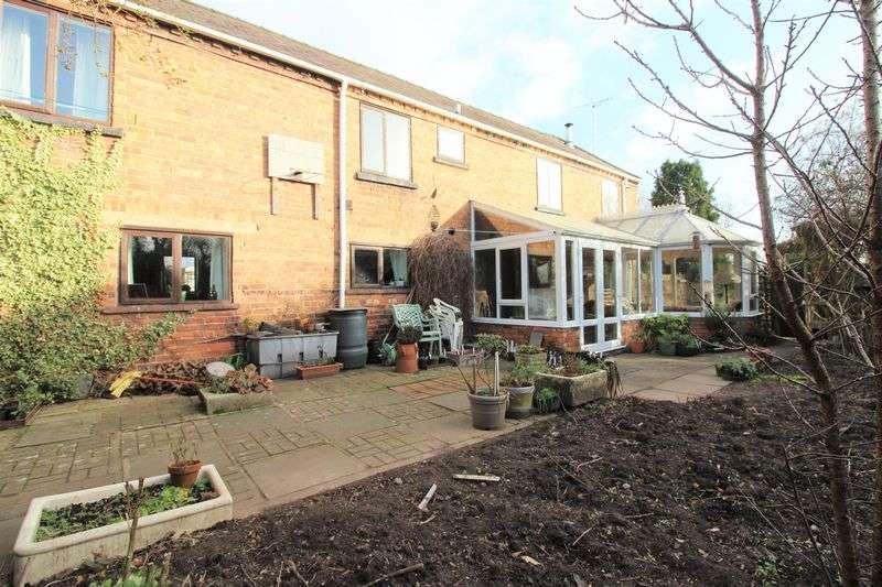 5 Bedrooms Detached House for sale in The Shippon, Higher Shotton Farm, Flintshire