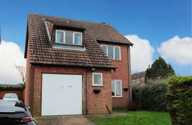 4 Bedrooms Detached House for sale in Chadwell Springs, Grimsby, South Humberside, DN37 0UU