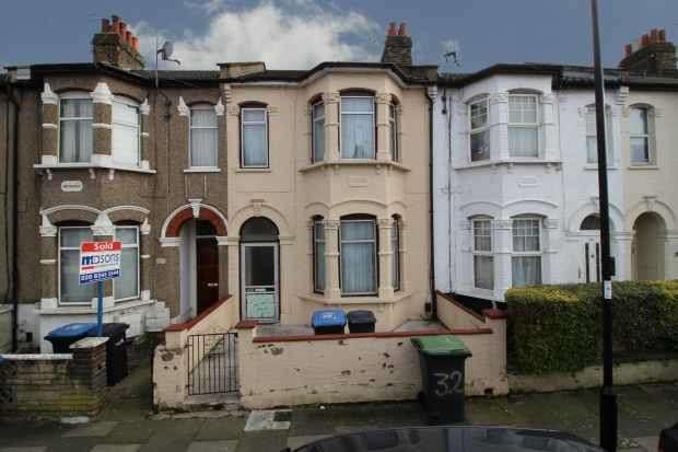 4 Bedrooms Terraced House for sale in Tillotson Road, London, Greater London, N9 9AH