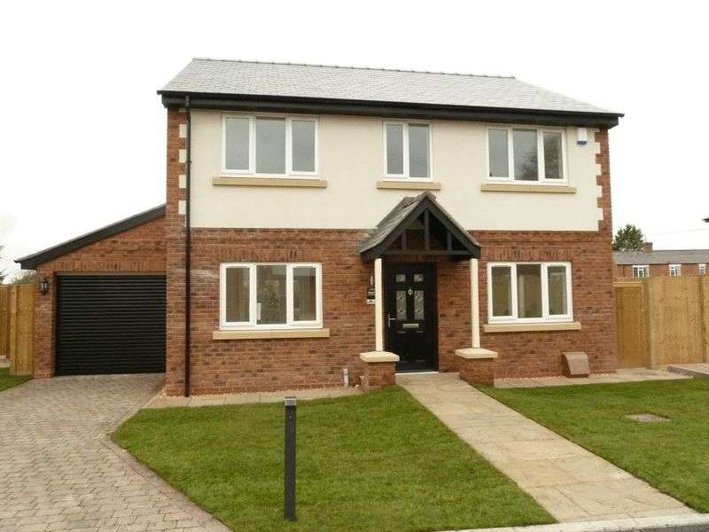 4 Bedrooms Detached House for sale in 4 Fiennes Court, Old Chester Road, Nr Malpas SY14 8DY