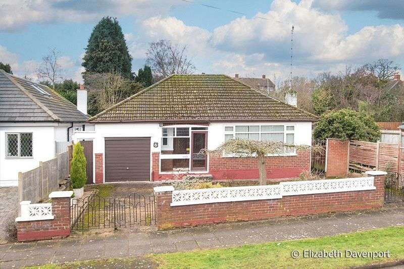 2 Bedrooms Detached Bungalow for sale in Merynton Avenue, Cannon Hill, Coventry
