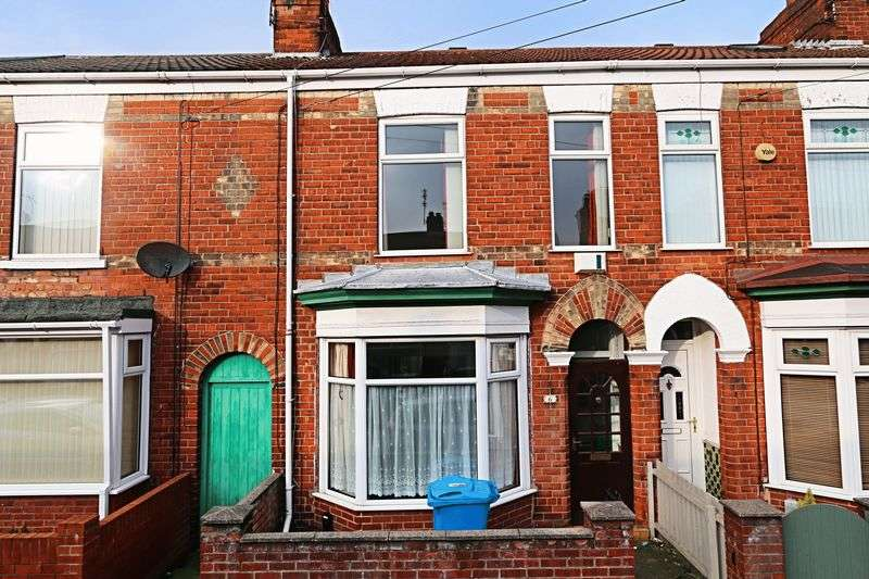 2 Bedrooms Terraced House for sale in Lambton Street, Hull