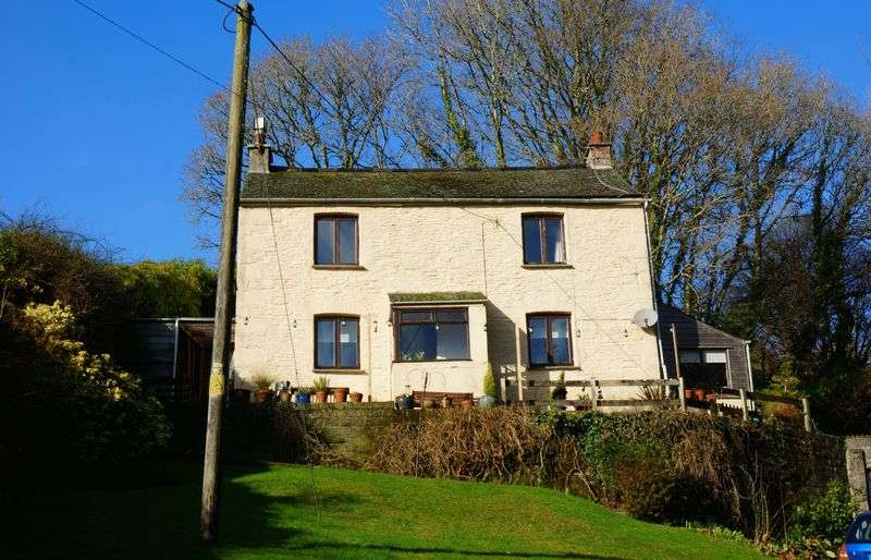3 Bedrooms Detached House for sale in Danescombe Valley, Callington