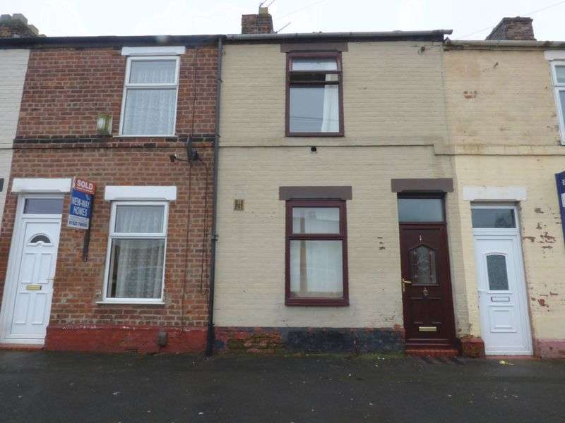 2 Bedrooms Terraced House for sale in Allcard Street, Warrington