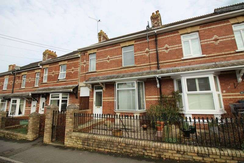 3 Bedrooms Terraced House for sale in Ashfield Terrace, Chard