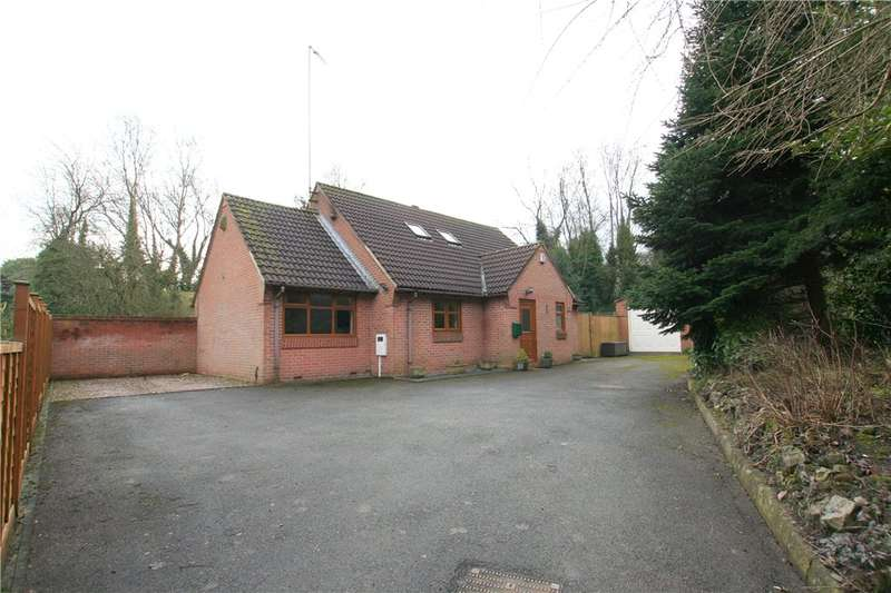 3 Bedrooms Detached Bungalow for sale in Derby Road, Denby, Ripley, Derbyshire, DE5