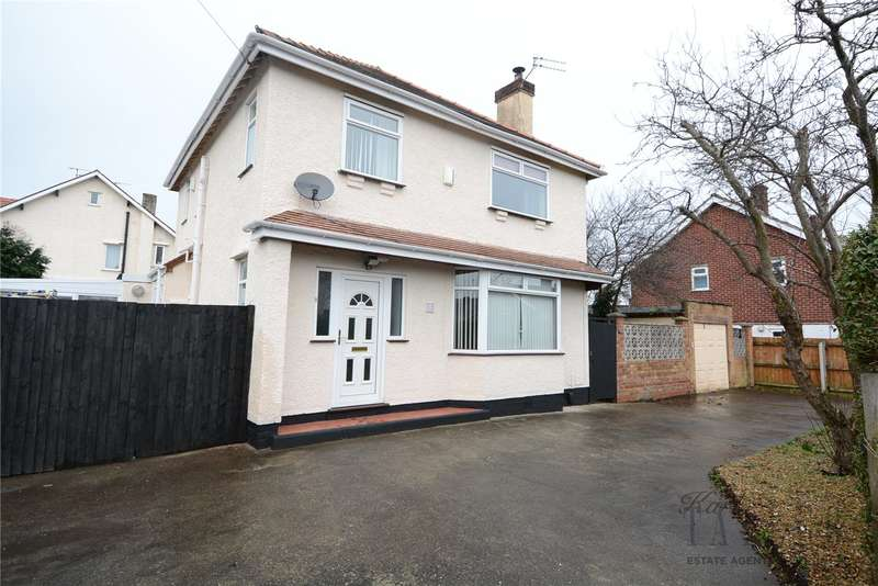 3 Bedrooms Detached House for sale in Atherton Drive, Upton, Wirral