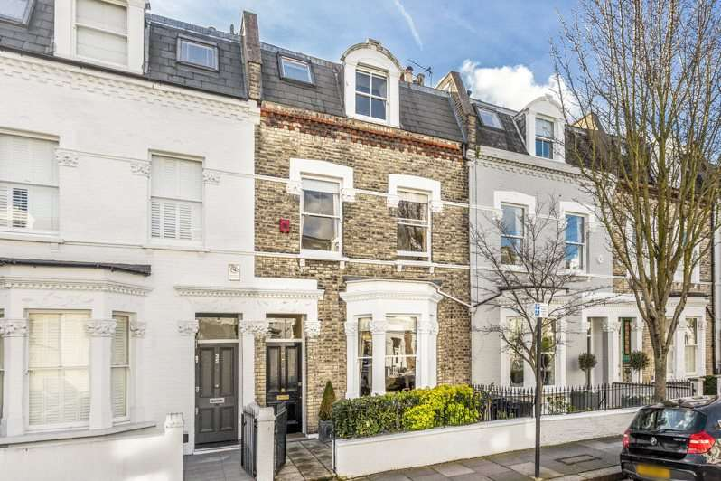 4 Bedrooms Terraced House for sale in St. Maur Road, Parsons Green, Fulham, London, SW6