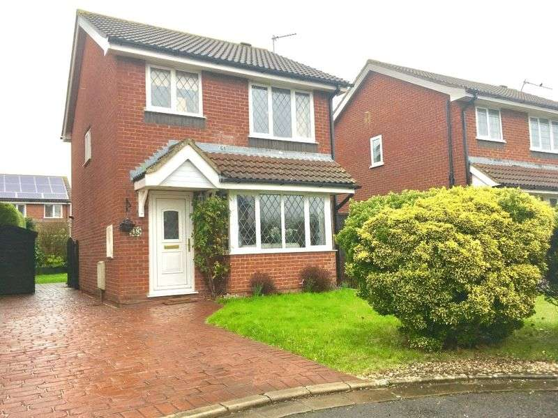 3 Bedrooms Detached House for sale in Chipping Cross, Clevedon