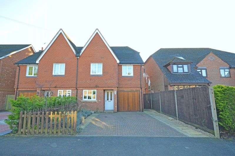 5 Bedrooms Semi Detached House for sale in Beech Hanger Road, Grayshott