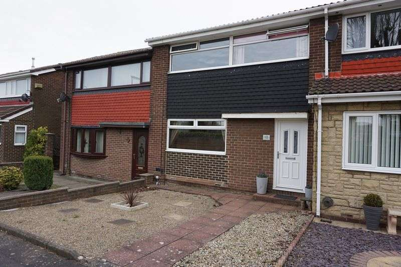 3 Bedrooms Terraced House for sale in ** HOT PROPERTY ** Broadstone Way, Wallsend