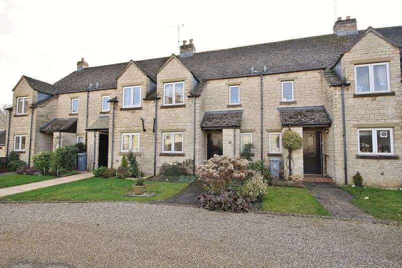2 Bedrooms House for sale in ST MARY'S MEAD, Witney Town Centre OX28 4EZ