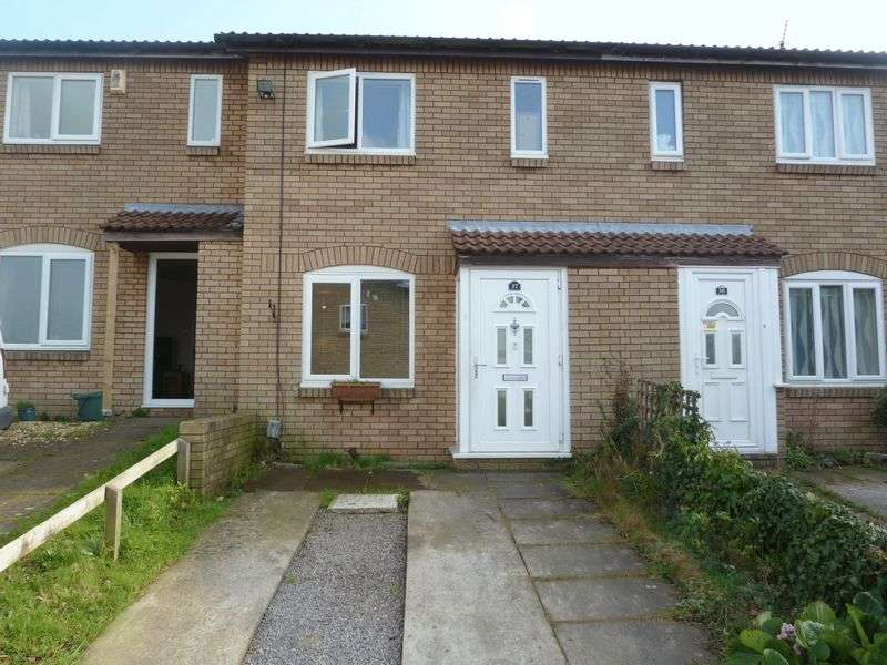 2 Bedrooms Terraced House for sale in Greenway Court, Barry