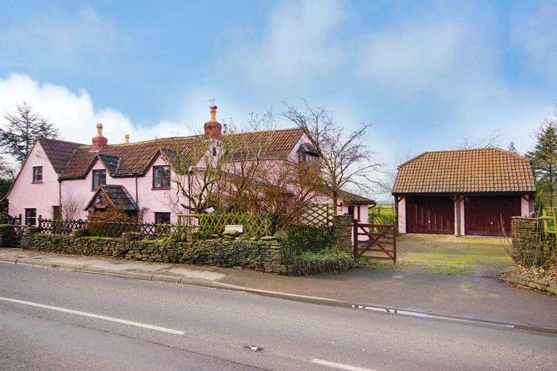 4 Bedrooms Cottage House for sale in Acton Range, Wotton Road, Iron Acton, Bristol BS37 9XG