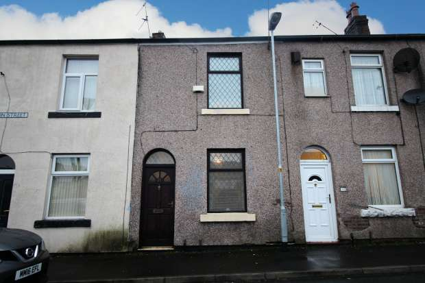 2 Bedrooms Terraced House for sale in Division Street, Rochdale, Lancashire, OL12 9SJ
