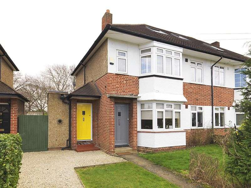3 Bedrooms Flat for sale in Speer Road, Thames Ditton, KT7