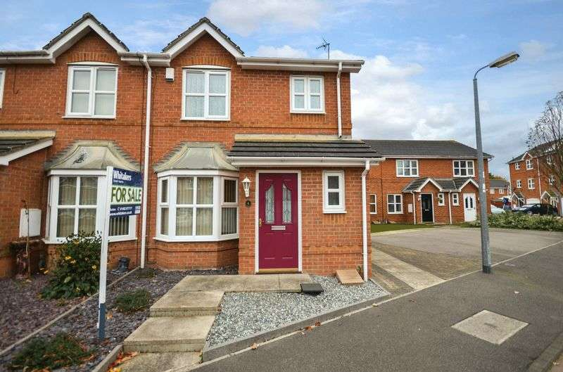 3 Bedrooms House for sale in 4 Briarwood Close, Bransholme, Hull, HU7 4JU