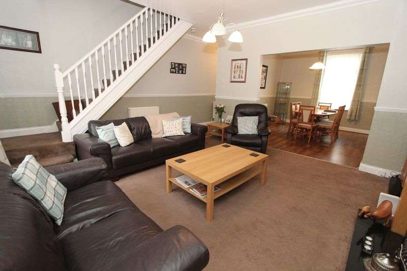 3 Bedrooms Terraced House for sale in Wilfred Street, Pallion, Sunderland