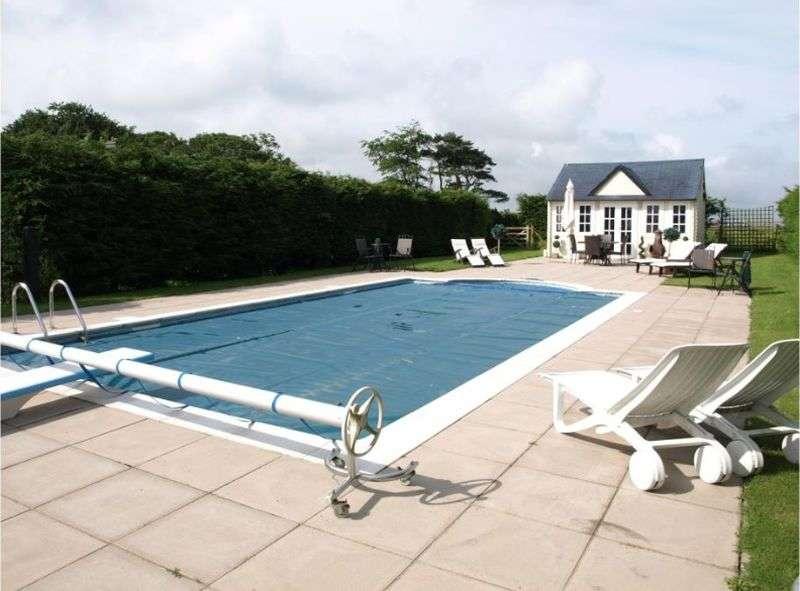 4 Bedrooms Detached House for sale in Llangwyryfon, Aberystwyth