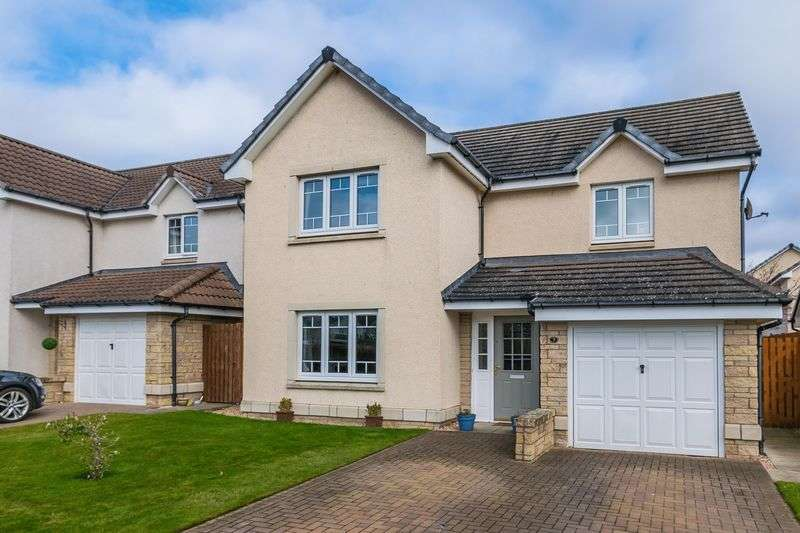 4 Bedrooms Detached House for sale in 3 Thirlestane Crescent, Lauder, Scottish Borders, TD2 6TT