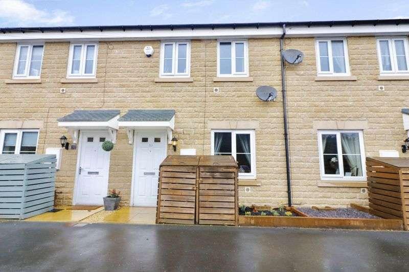 2 Bedrooms Terraced House for sale in Britannia Road, Huddersfield, HD3