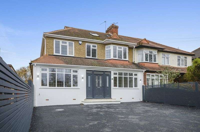 4 Bedrooms Semi Detached House for sale in Parsonsfield Road, Banstead