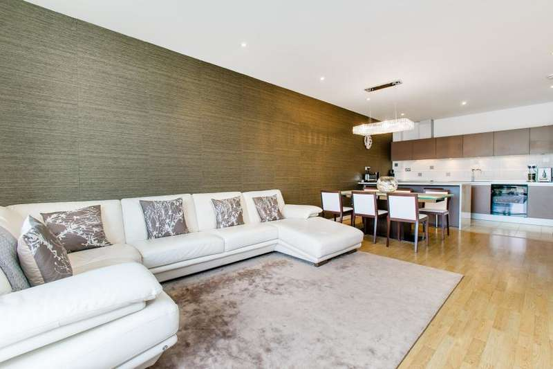 2 Bedrooms Apartment Flat for sale in Aura House, Melliss Avenue, Kew, TW9