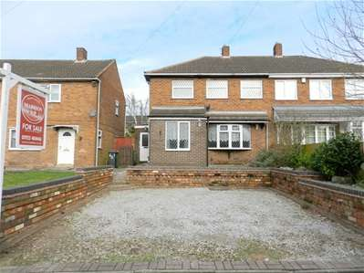 3 Bedrooms Semi Detached House for sale in Holly Lane, Walsall Wood, Walsall