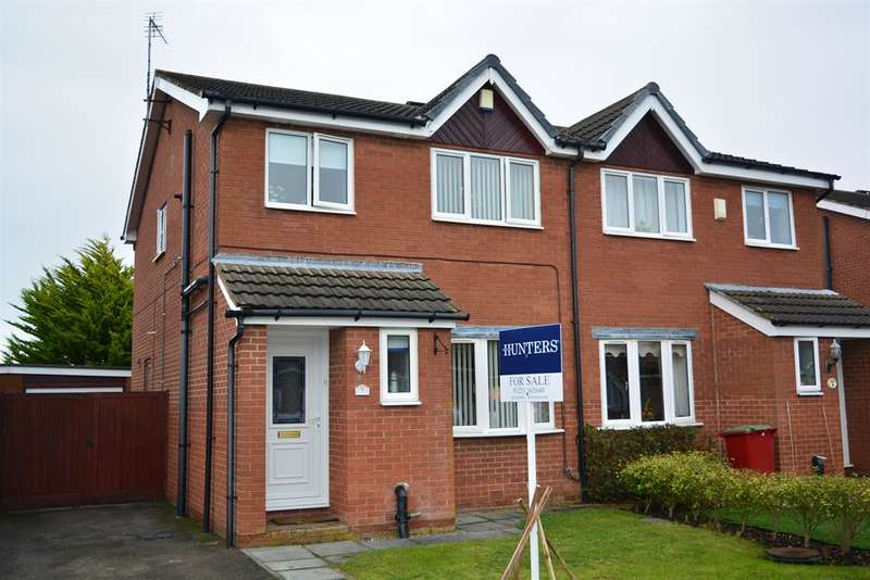 3 Bedrooms Semi Detached House for sale in Taymouth Road, Blackpool, FY4 5NJ