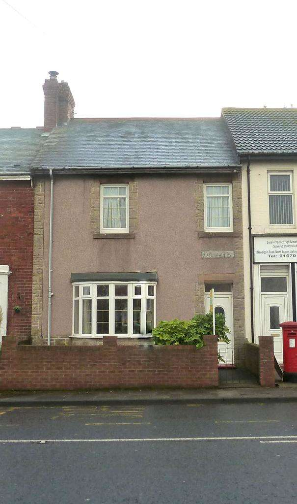 3 Bedrooms Terraced House for sale in Newbiggin Road, Ashington NE63