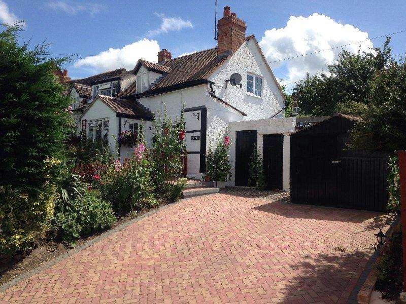 3 Bedrooms Cottage House for sale in Top Street, Charlton, Pershore WR10