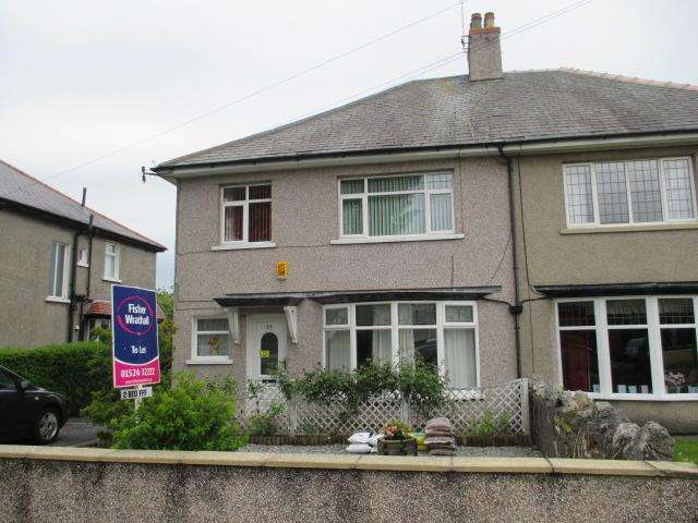 2 Bedrooms Flat for rent in Elms Drive, Bare, Morecambe LA4