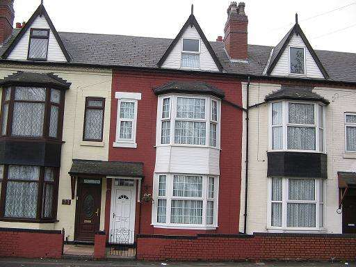 4 Bedrooms Terraced House for sale in 69 Waverley Road, Small Heath, Birmingham B10