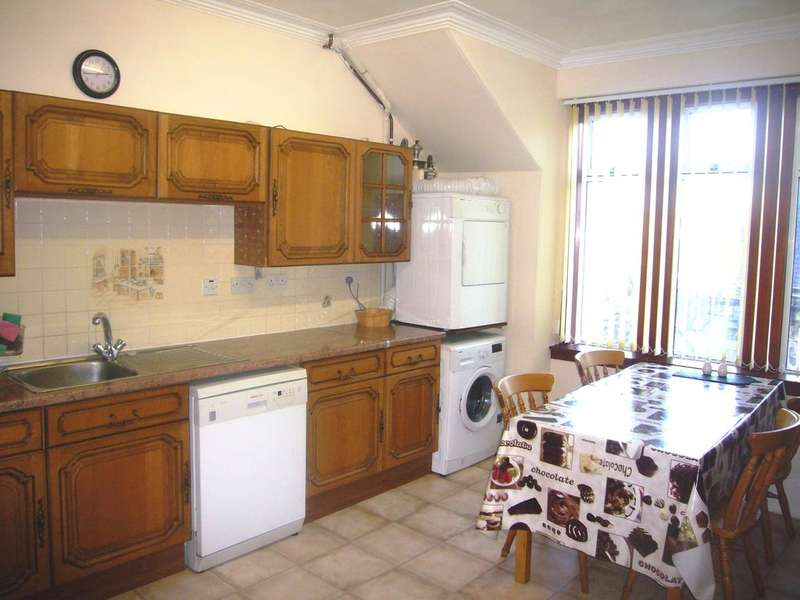 3 Bedrooms Flat for sale in 166B Mid Street, Keith, AB55 5BL