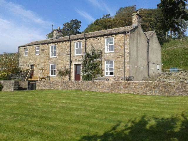5 Bedrooms Detached House for sale in Low Abbotside, Askrigg, Leyburn, North Yorkshire DL8