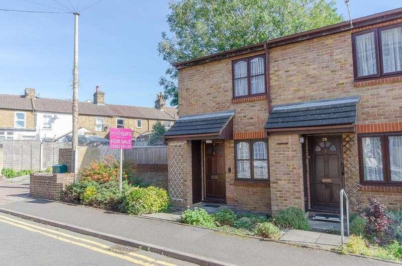 1 Bedroom Retirement Property for sale in Wyatt Street, Maidstone, Kent