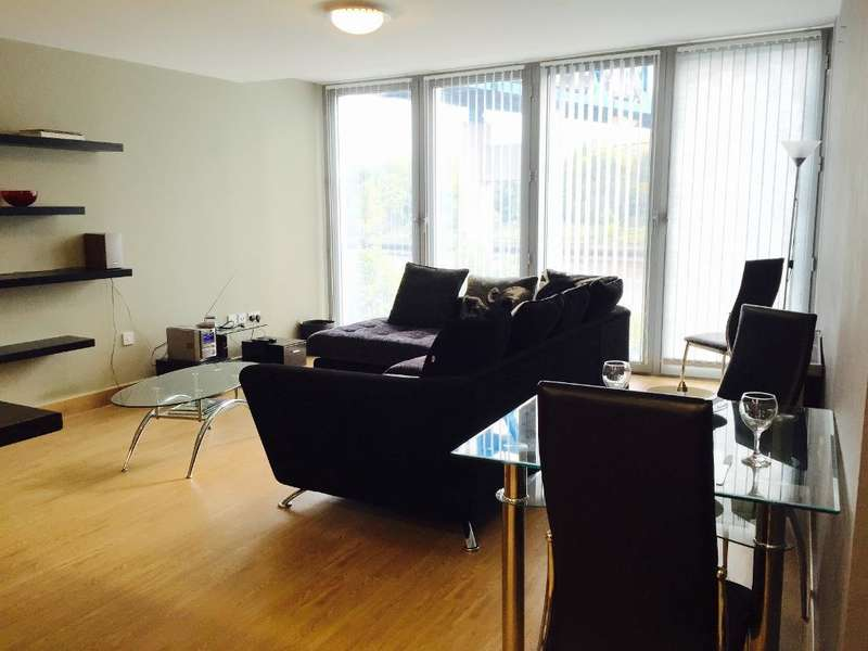 1 Bedroom Apartment Flat for rent in Forth Banks, Newcastle Quayside, Newcastle upon Tyne, NE1 3PN