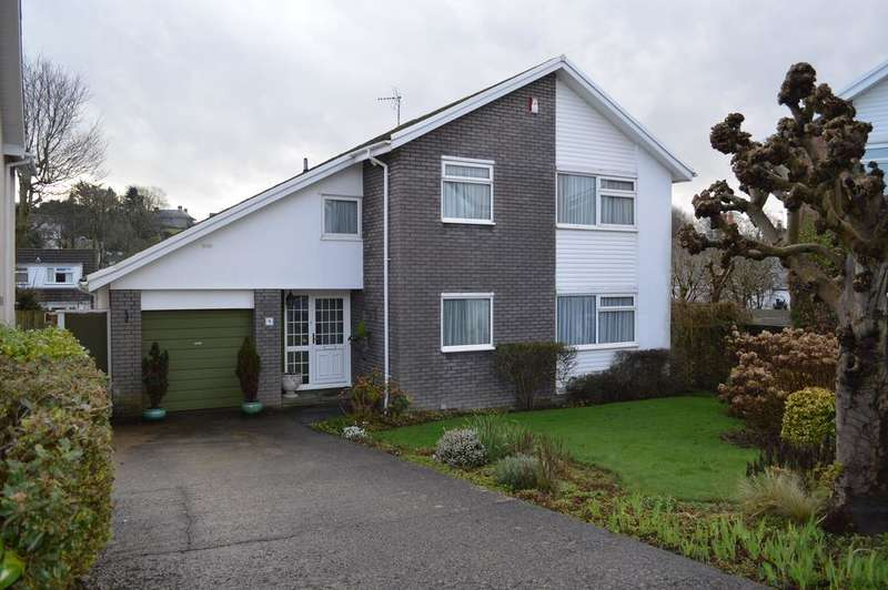 4 Bedrooms Detached House for sale in The Verlands, Cowbridge CF71