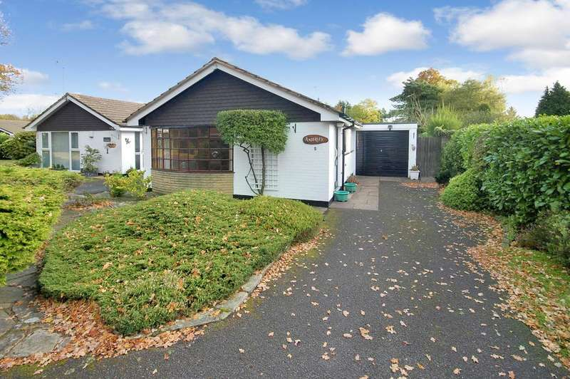 2 Bedrooms Detached Bungalow for sale in Keepers Lane, Codsall, Wolverhampton WV8