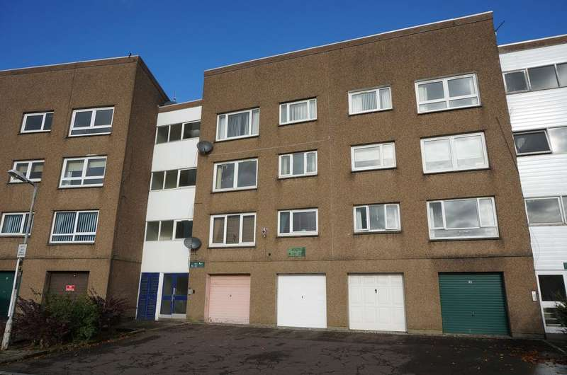 2 Bedrooms Flat for sale in Melrose Road, Greenfaulds, Cumbernauld G67