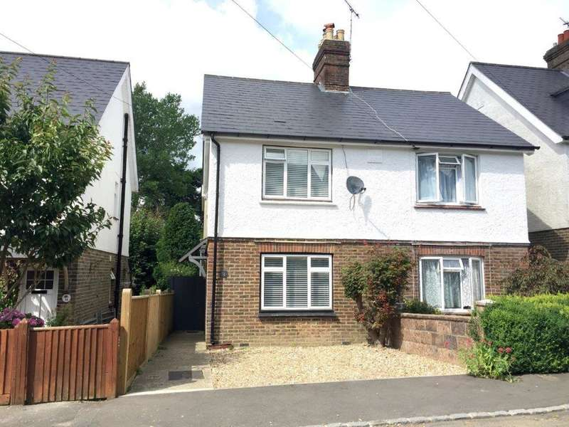 3 Bedrooms Semi Detached House for sale in Western Road, Wadhurst, East Sussex